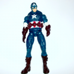 Marvel Captain America action figure Bootleg light up action figure